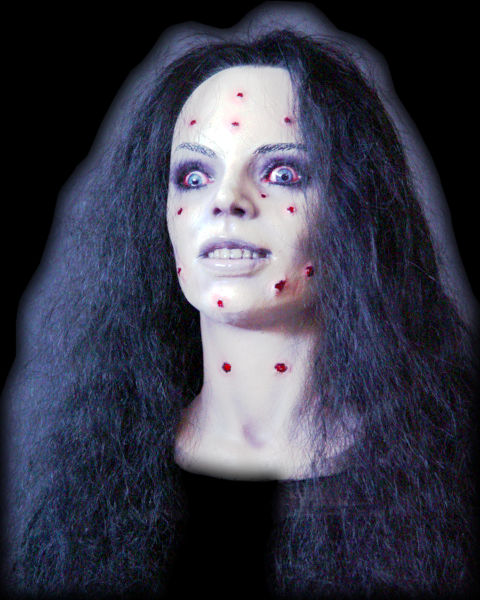 Barbara Steele Head