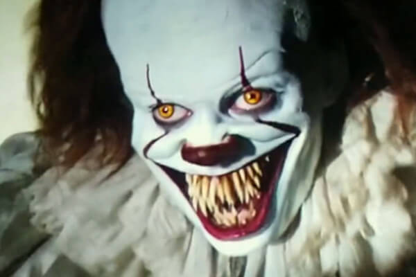 Pennywise the Clown: Stephen King's Take on Every Kid's Worst Nightmare