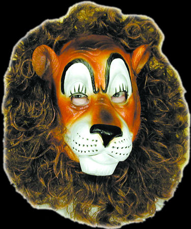 LION adult, plastic