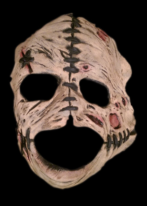 Stitches Face Mask