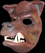 Junkyard Dog Foam Latex Face