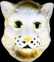 Childs Cat PVC