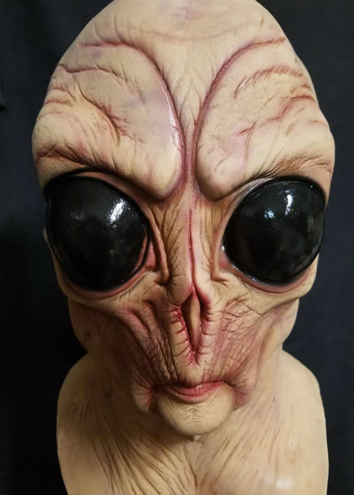 Project 51 Flesh Alien