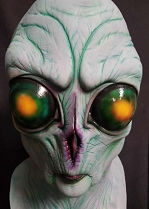 Project 51 Green Alien