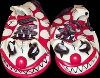 Street Mime Shoe Covers