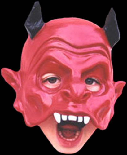Little Devil Halfmask