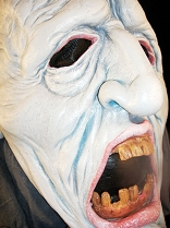Blue Zombie with Dentition