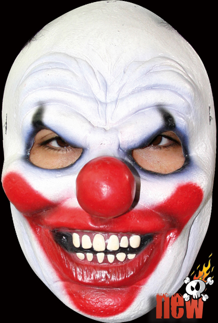 Smiling Clown Face