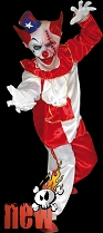 Cirkus Klown Costume