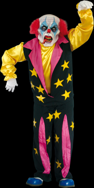 Psycho Clown Costume