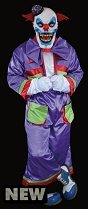 Chompo Clown Costume