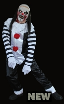 Pierrot Clown Costume
