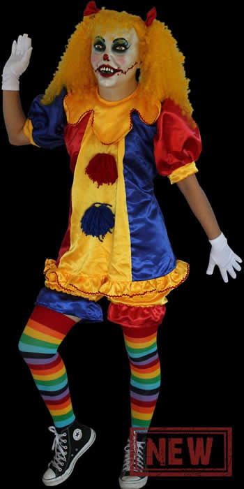 Polly Clown Costume