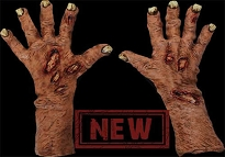 Zombie Flesh Gloves