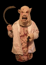 Swine Flu Butcher Costume