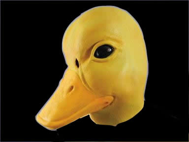 Duck Full Overhead Latex