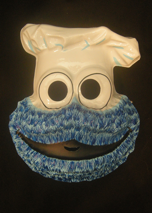 Cookie Monster PVC