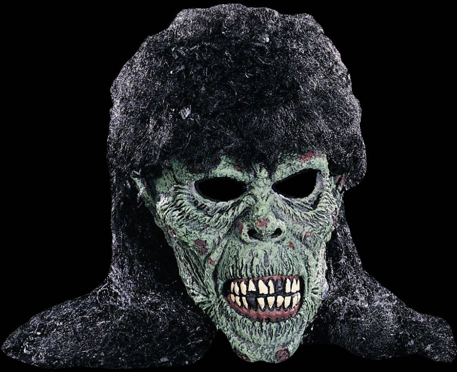Death Rock Halloween Mask