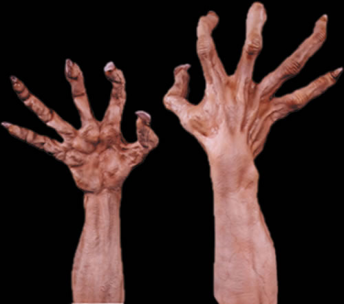 Ultimate Monster Hands Flesh