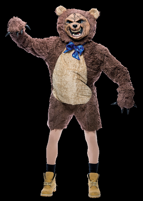 Cuddles The Bear Costume