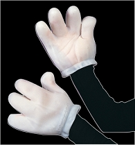 Cartoon Gloves