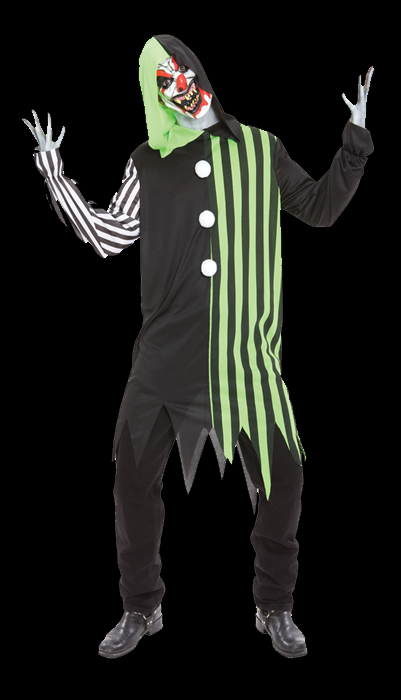 Cleaver Clown Costume