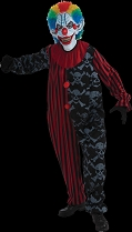 Creepo Clown Costume