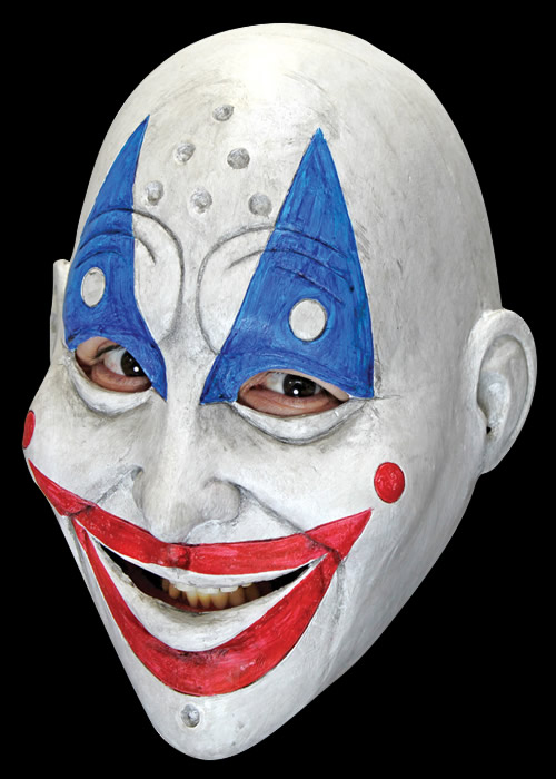 Clown Gang Jet Mask
