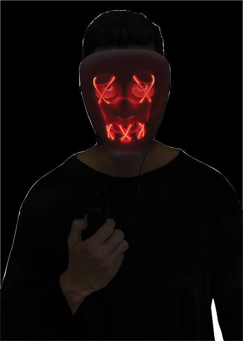 Illumo String Mask Red