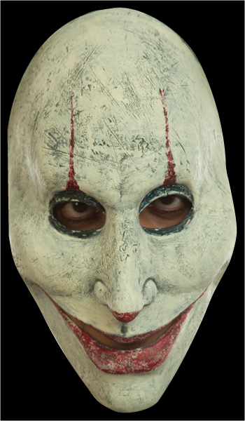Murder Clown Mask