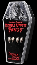 Chrome Double Uppers Fangs
