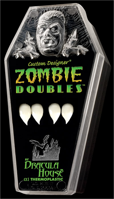 Zombie Doubles Fangs