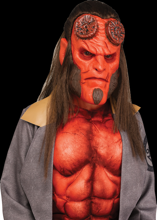 Hellboy Child Mask