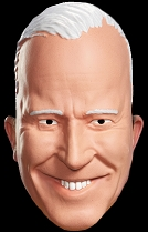 Joe Biden Vacuform