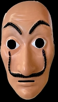 Money Heist Mask
