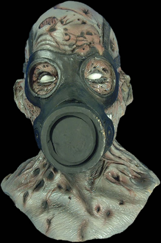 Fumes Zombie Gas