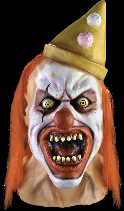 Scary Cutup The Clown