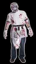 Mr Morsus Costume