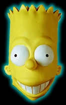 Bart Simpson Adult