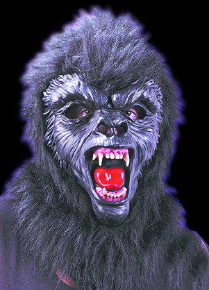 Deluxe Gorilla with Teeth