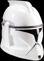 Clone Trooper Helmet, vinyl, adult