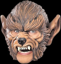 Werewolf Chinless