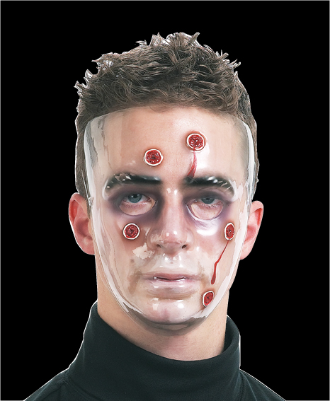 Wounded Faces Target
