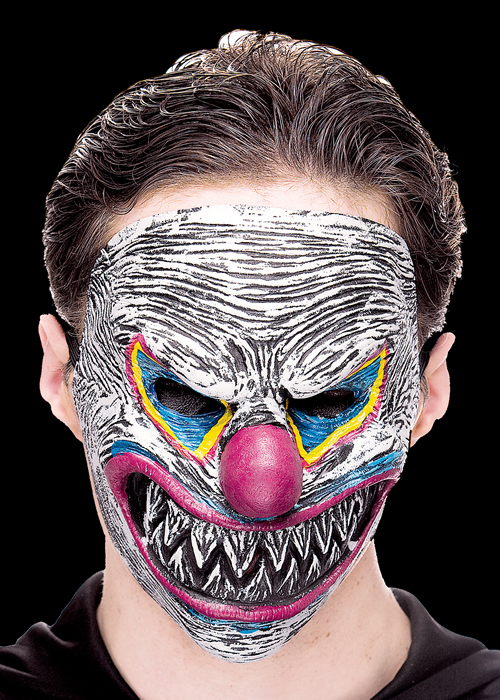 Night Tortures Evil Clown