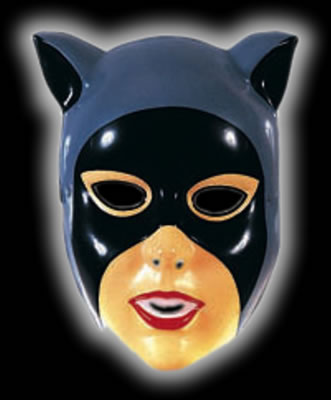 Childs Cat Woman PVC