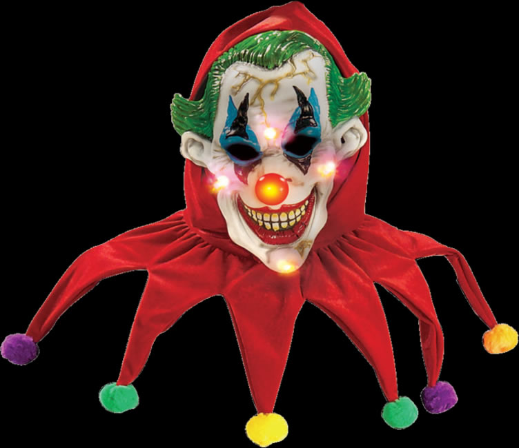 Evil Clown Lightup