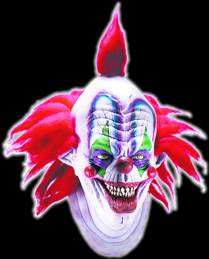 Giggles The Clown Art