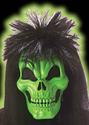 BL Green Skull Rocker
