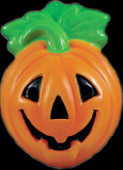 Childs Pumpkin PVC