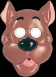 Childs Scooby Doo PVC